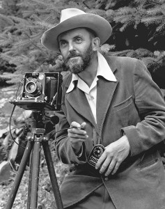 Ansel Adams RETRATO